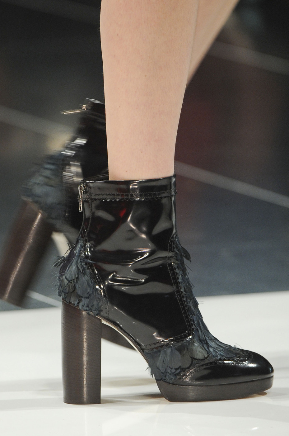 Christopher Kane F/W 2013 RTW – ankle boots