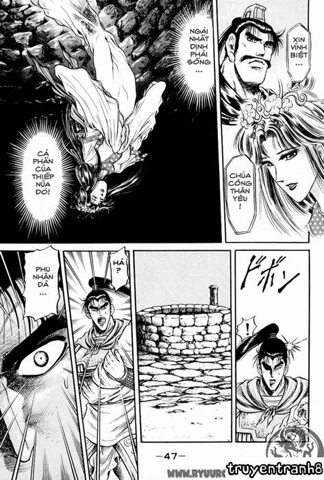 Chú bé rồng-Ryuuroden chap 24 Trang 48 - Mangak.info