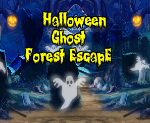 gamesnovel halloween ghost forest escape is another point and click escape game developed by games novel the halloween blue forest is located in the - Halloween Point And Click Games