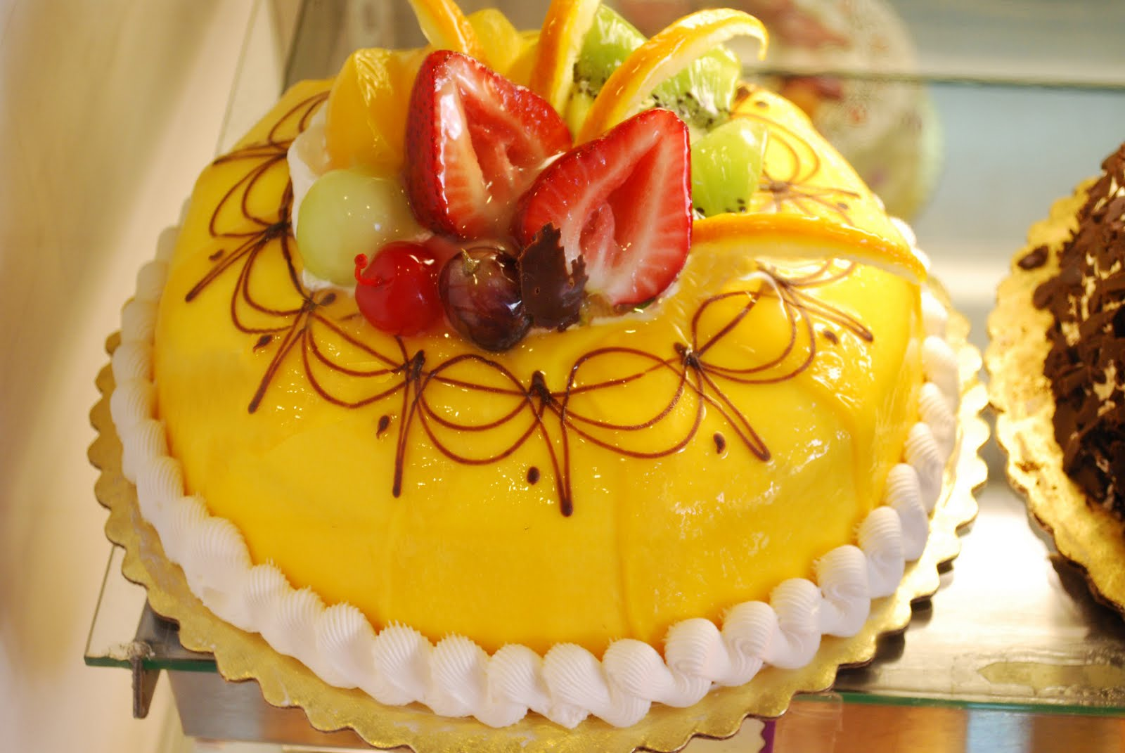 Images For Mango Cake : Happy Birthday eCards Cakes Wishes SMS Dress Recipes Poem ...