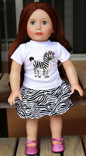 18 inch Doll Clothes by Harmony Club Dolls. SHOP NOW.
