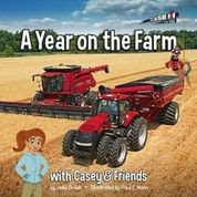 A year on the farm cover
