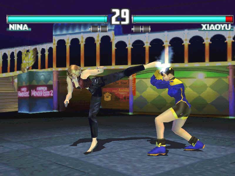Снимок #12 из игры tekken 3