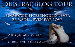 {Guest Post+G!veaway} Dies Irae by Christine Fonseca