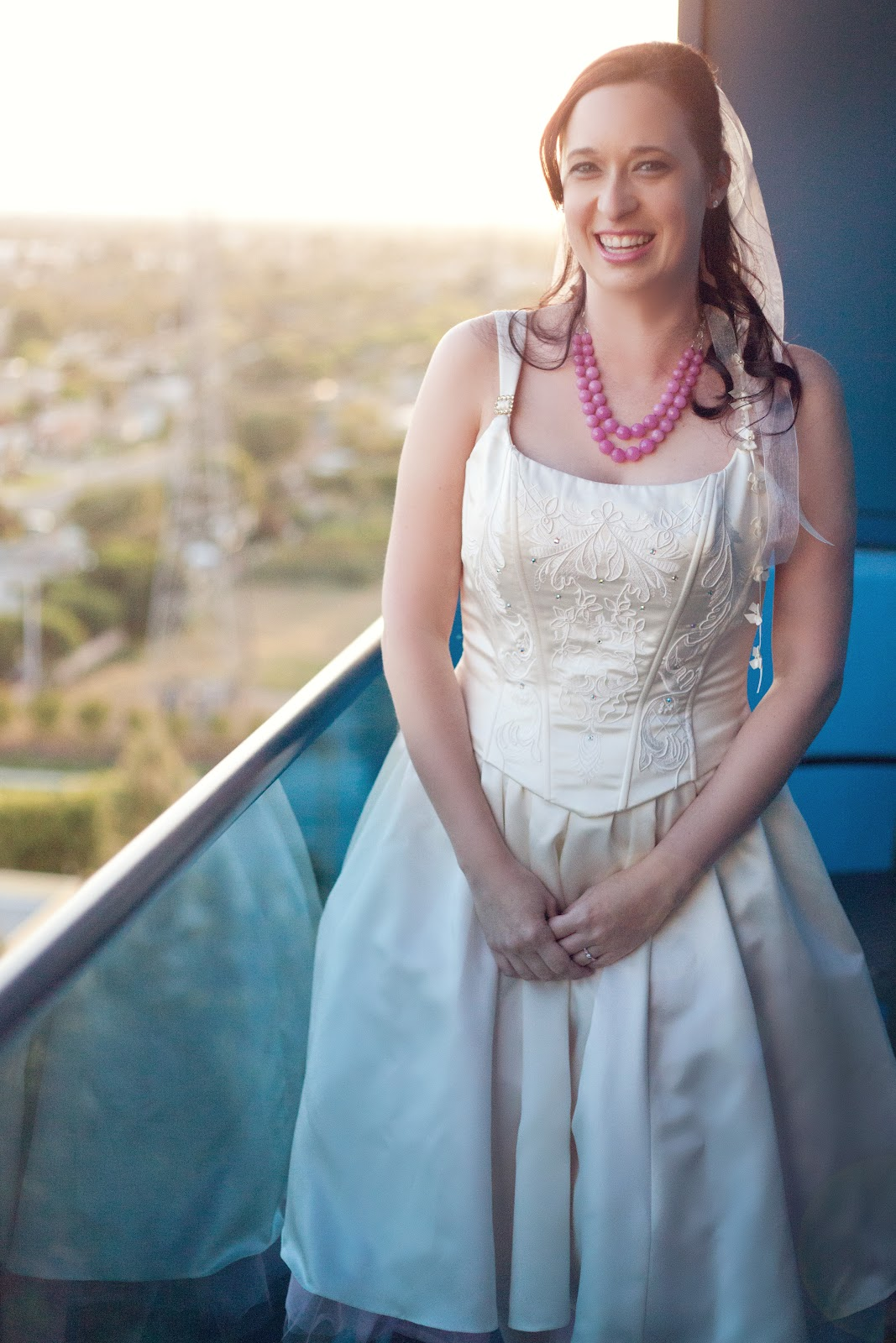 A Budget Fairy Tale Moment - The Story of My Wedding Gown (Part One ...