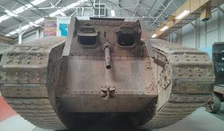 El tanque besucón