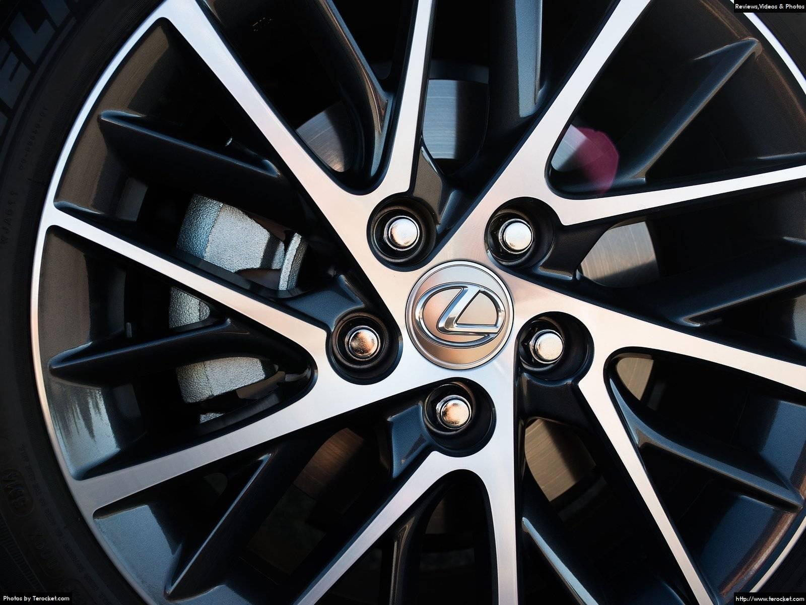 Hình ảnh xe ô tô Lexus ES 2016 & nội ngoại thất