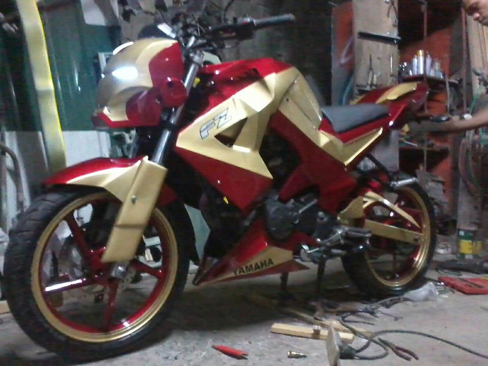 Bike stickering designs for pulsar 150 - Gg Figure News Iron Man Motorcycle By Preslie Saraza
