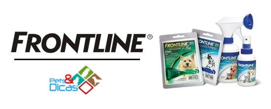 Frontline para pulgas e carrapatos