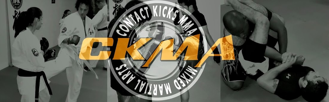CONTACT KICKS MARTIAL ARTS