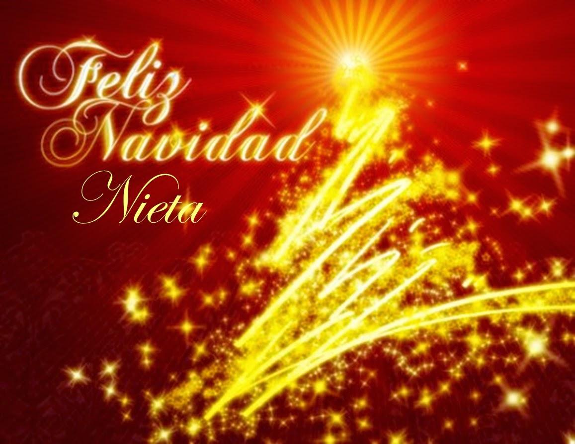 Frases De Navidad: Feliz Navidad Nieta