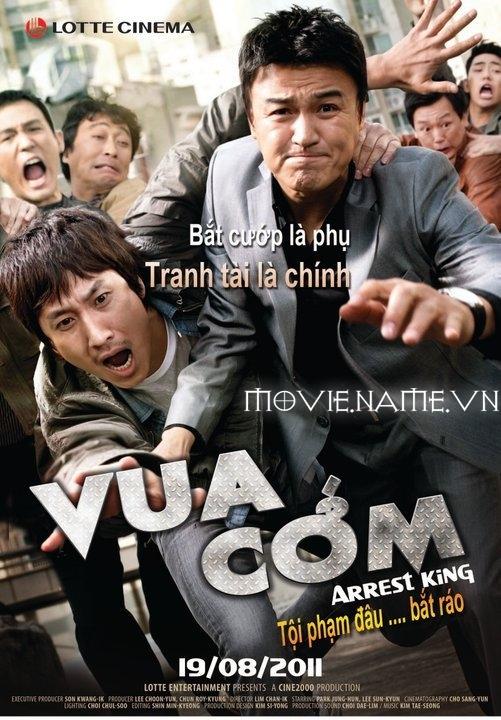 Arrest King 2011 Vua Cớm, Vua com, tai phim vua com, download vua com
