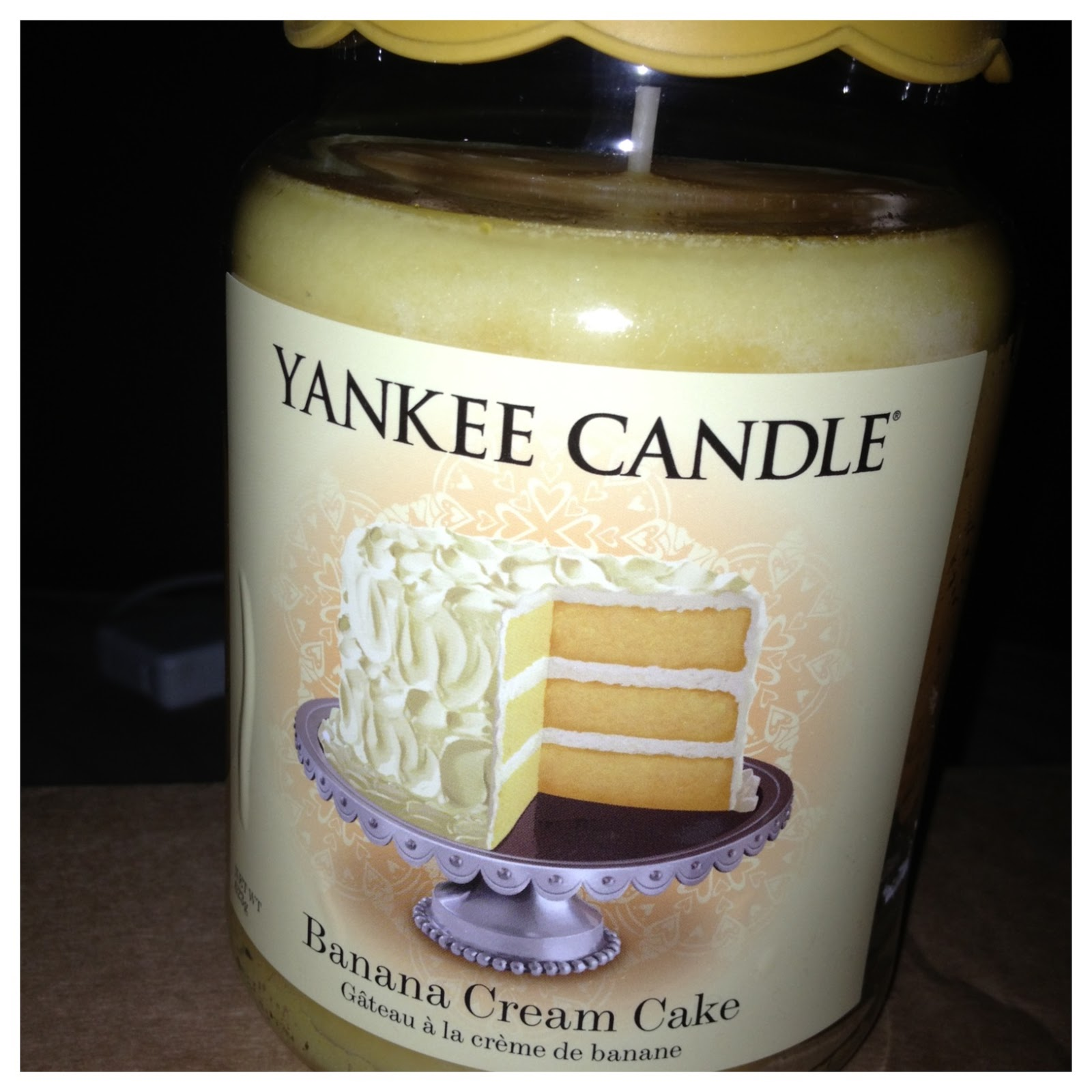 What Does Bunny Cake Yankee Candle Smell Like