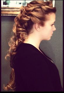 Hairstyling By Shannon Mcintyre Summer Wedding Trials And