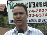 TV Cambé Entrevista Conselheiro Tutelar Cleber da Costa