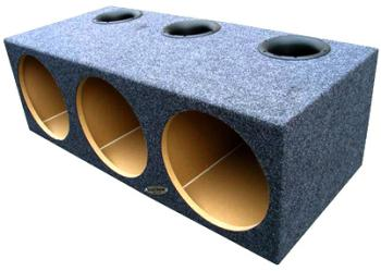 12-Inch Ported Subwoofer Box