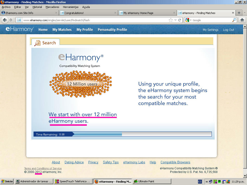 Eharmony dating site phone number in Perth