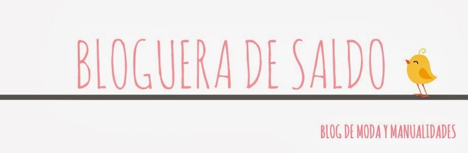 "Bloguera De ""Saldo"""