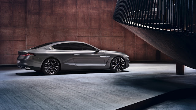 BMW Debuts the Pininfarina Gran Lusso Coupe at the 2013 Concorso d'Eleganza Villa d'Este