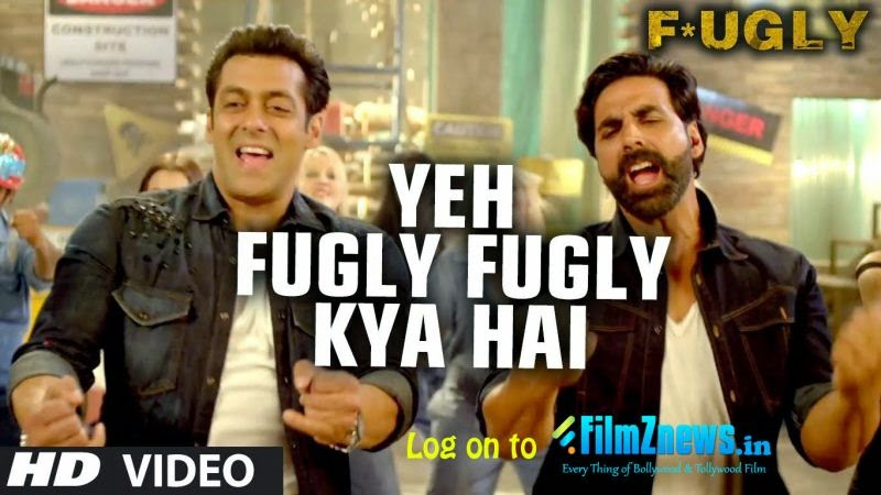 Fugly Fugly Kya Hai Title Song - Fugly (2014) HD Music Video Watch Online