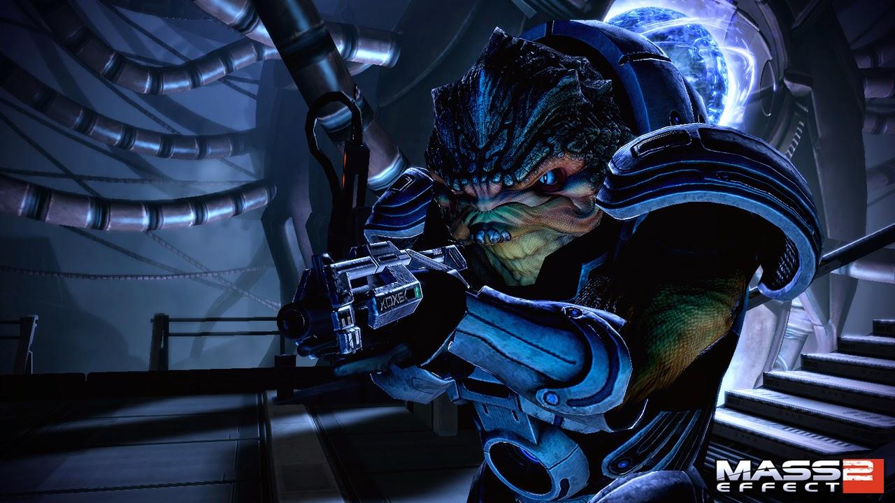 Mass Effect 2 1 link mega