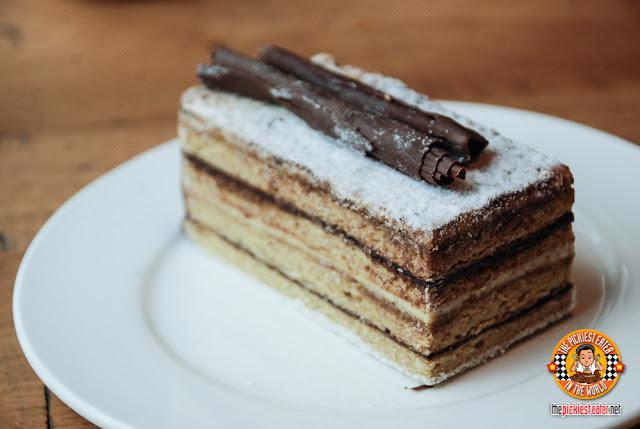 Mocha Italia Chocolate Cake