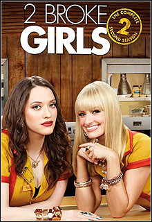 Download - 2 Broke Girls 2ª Temporada Completa HDTV 720p + Legenda