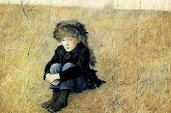 'Faraway' by Andrew Wyeth
