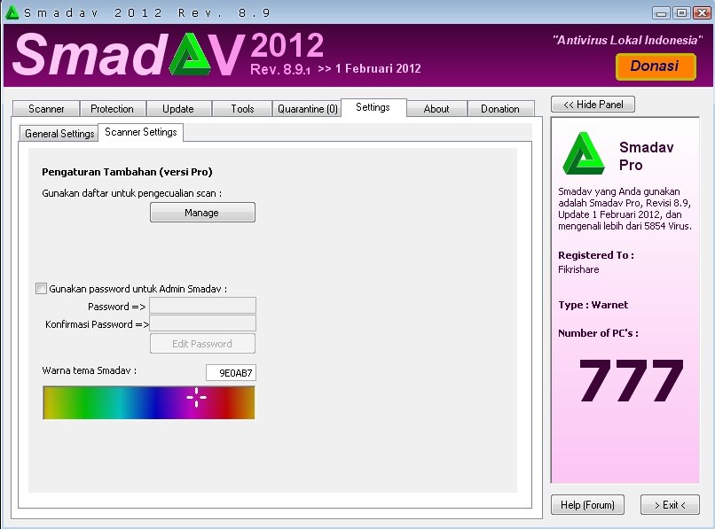smadav 8.9 scan