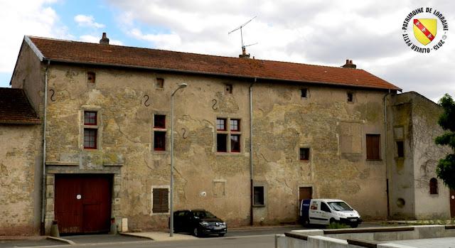 CERVILLE (54) - Maison-forte (XVIIe siècle)