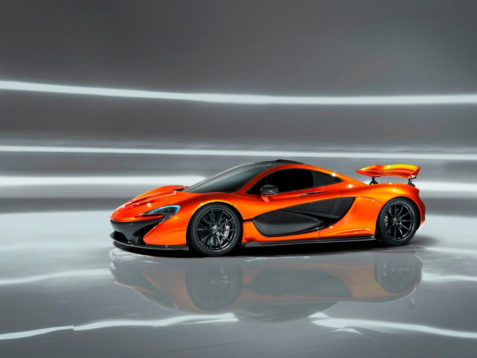 The McLaren P1 Hybrid Supercar Unveiled @ Paris Motorshow By Ron Dennis
