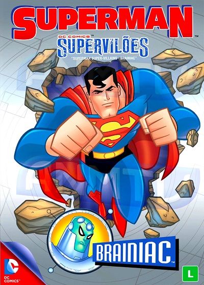 Download Superman   SuperVilões: Brainiac   Dublado