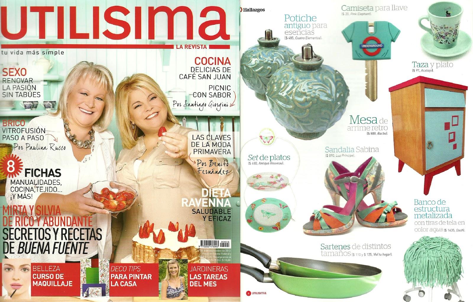 Revista Utilísima | septiembre 2012