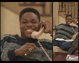 Cosby Show Theo Huxtable Malcolm Jamal Warner