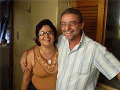CASAL DESTAQUE  EM CAJAZEIRAS PB  WILSOM ALVES E DONA NEIDE DA FUNERARIA SAO SEBASTIAO