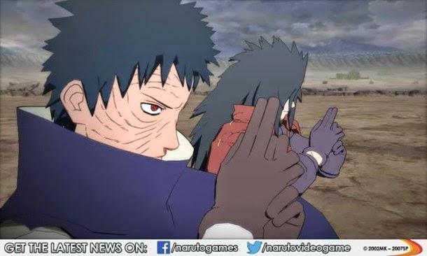 Naruto Shippuden: Ultimate Ninja Storm Revolution tendrá demo con modo online el 2 de julio