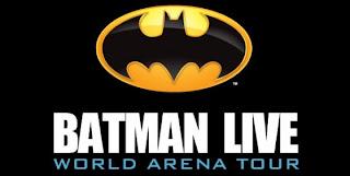 BATMAN LIVE – Nottingham  15th september 2011
