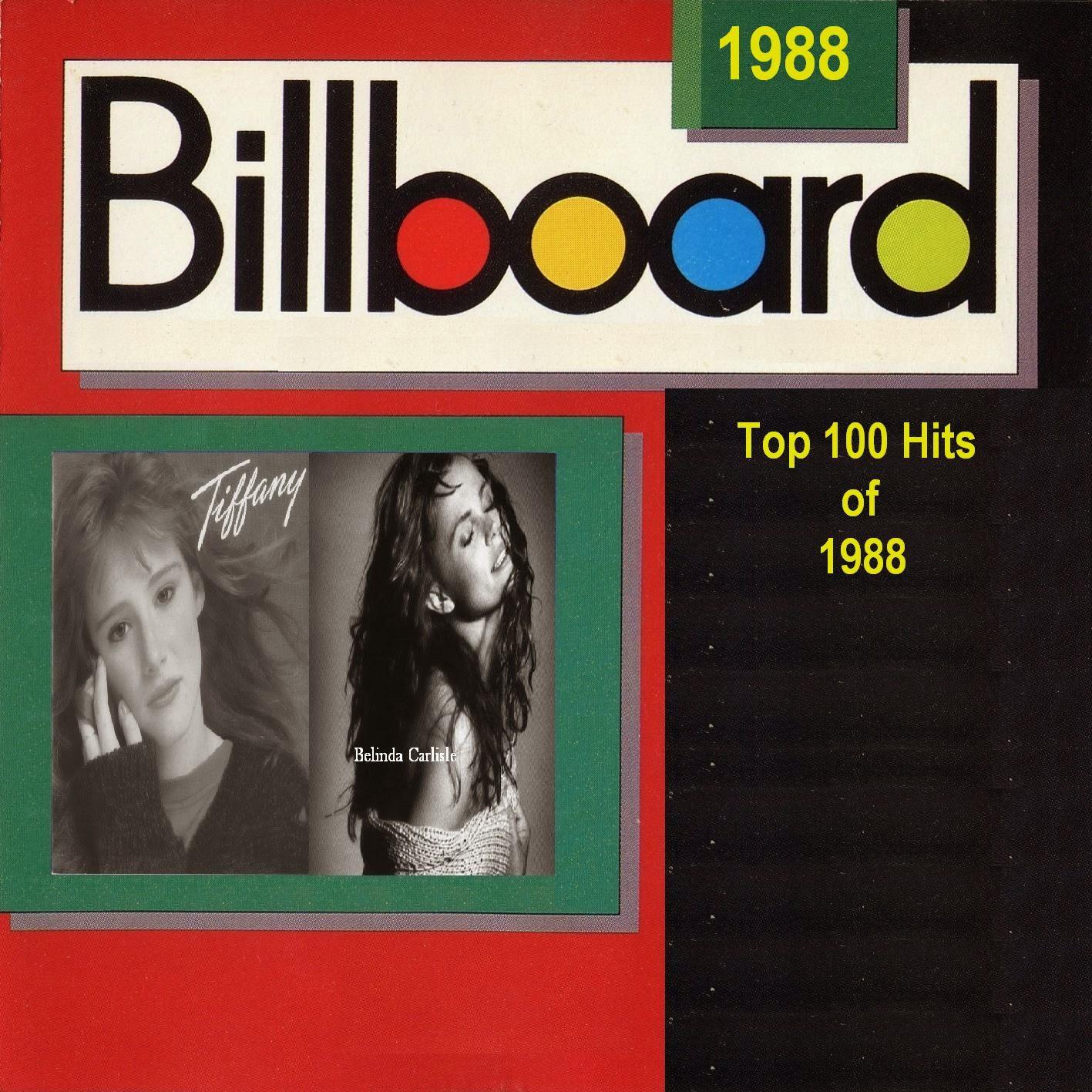 Mijas billboard top 100 1981 1990 for Top songs of 1988