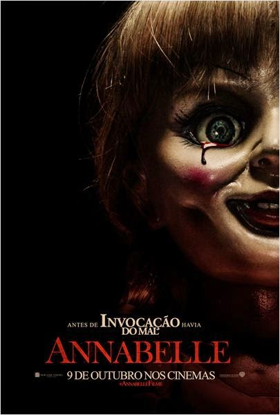 Annabelle Legendado Bluray 2014