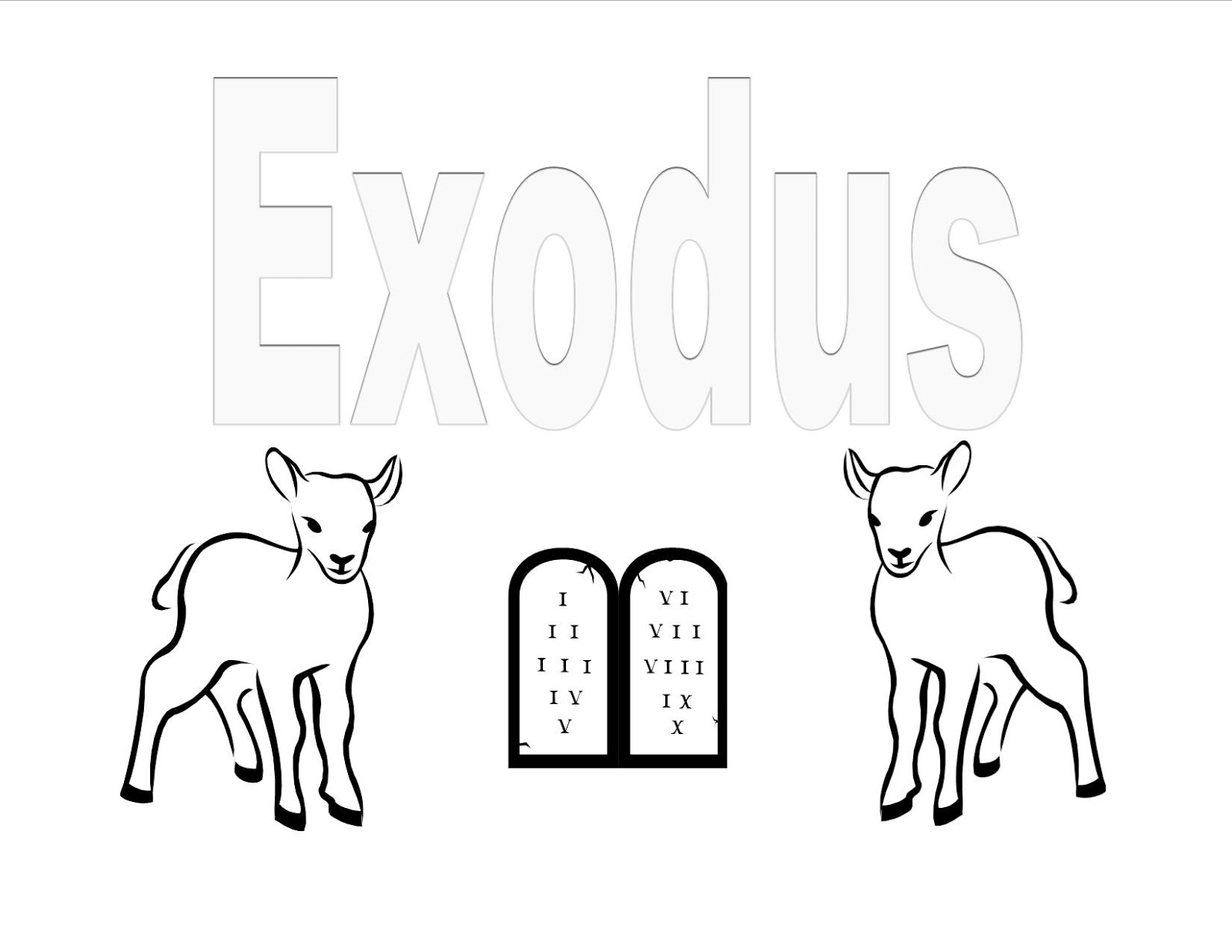exodus coloring page sunday coloring pages sunday