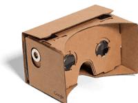 Google Cardboard, Karton Lipat Untuk Nonton Gambar 3D