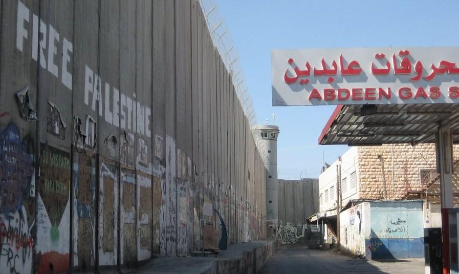 Todos los caminos están cerrados (Un viaje a Territorios Ocupados de Palestina)
