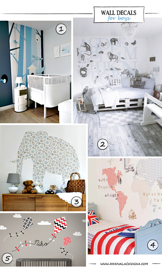 best wall stickers for boys