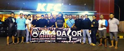 Anggota DAI Region Bogor