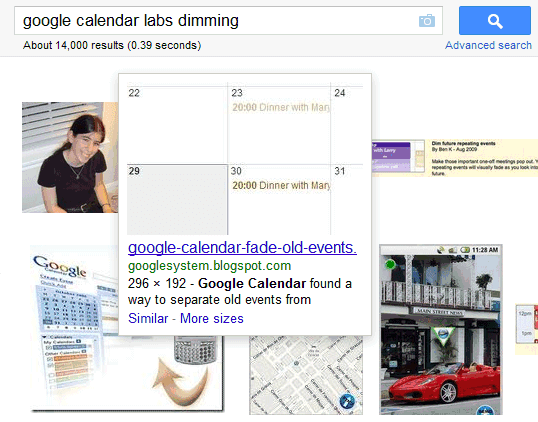 Google Indexes Images a Lot Faster