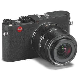 Leika X Vario w/ Elmar 28-70 mm f/3.5 - 6.4 ASPH - front