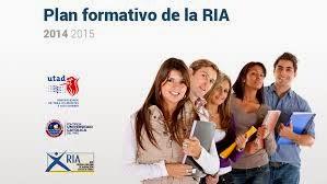 Plan Formativo de la RIA 2016/2017