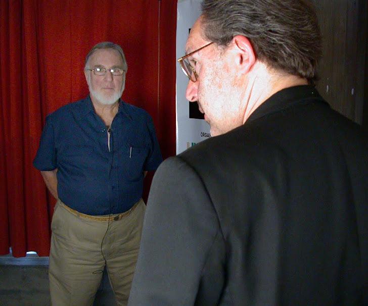 ENTREVISTANDO AL MAESTRO JORGE PRELORÁN