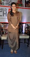 Kajol Devgan promotes 'Help A Child Reach 5' campaign at  event