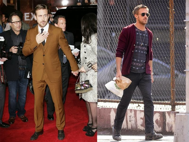 2013 Best Dressed Men- Ryan Gosling